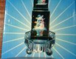 Σουβενίρ Πυραμίδα-νυχτερινό φως για την AQUARIUS σε περίπτερο