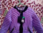 Demi jacket for girls. New.