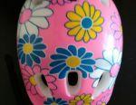 Helmet for roller skating.