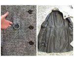 Palton pentru primăvară-toamnă, dimensiunea 42
