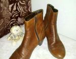 Women's shoes: boots and boots