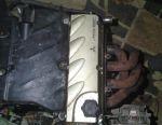 Engine on Mitsubishi Outlander