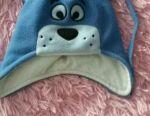 Fleece poddev; fleece hat