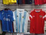Children's Football Uniform Barcelona