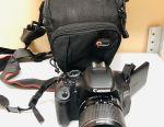 SLR camera (camera) Canon EOS 600D kit