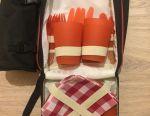 Picnic backpack