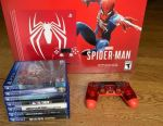 Sony PlayStation 4 pro Spider-Man Edition