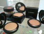 Powder Mac and Mack Select