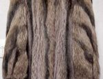 Raccoon Fur Coat Greece