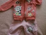 Sports suit for a girl 86-92cm.