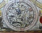 Αρχαίο παζλ παγκόσμιο χάρτη