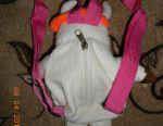 Firm backpack Chupa-Chups.