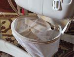 Highchair for baby feeding