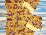 Cocoon-diaper for newborns