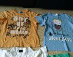 T-shirts 2-4 years