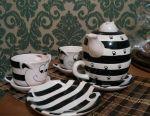 Tea set for couple