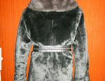 Fur coat 44 size