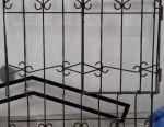 Yangın Çıkışlı Çelik Pencere Izgara