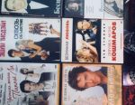 DVDs with feature films