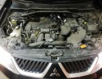 4 generation on the Mitsubishi Outlander XL installation of HBO