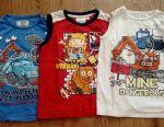 Мйки, футболки, поло на мальчика 3-5 лет