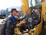 Özel ekipmanların motorlarının teşhis ve onarımı