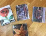 Small albums for photos. 1 piece 20 rubles
