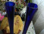 Kobalt çifti vazolar BERZ
