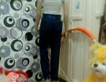 Fashion pants 46-48 size