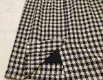 Half-woolen skirt, new on lining