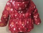 Warm jacket Sela
