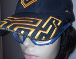 Baseball cap with embroidery ARMIGRA