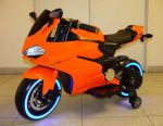 Children's Electric Motorcycle A001AA Orange
