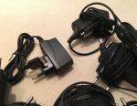 Chargers for phones kit 9pcs