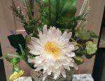Handmade flower arrangement