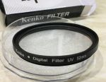 52mm UV filter