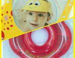 Circle and visor for swimming