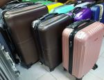 Bag suitcase on wheels APC. Delivery is free