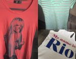 T-shirts P44-46, - 200₽ (for both!)
