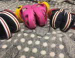 Sandals Crocs and Joss