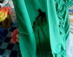 Безразмерное лeгкое шифоновое платье