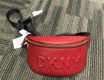 Δερμάτινη τσάντα DKNY