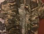 Fashionable camouflage shirt