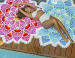 Beach cover, towel