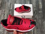 Nike Air 720 sneakers red
