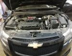 GBO on the Chevrolet Cruze 4th generation Installation