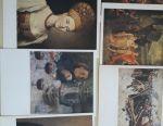 A set of cards State Tretyakov Gallery