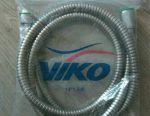 Σωλήνας ντους VIKO 1,5m χρώμιο