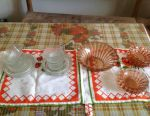 Ochelari, pahare, piloți, vaze, gheață din URSS