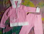 Комплект для девочек (кофта,штаны)